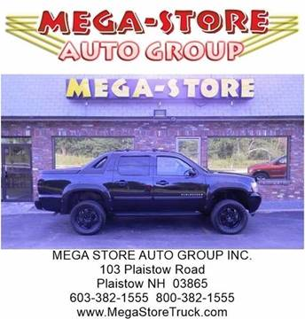 2007 Chevrolet Avalanche for sale at Mega Store Auto Group in Plaistow NH