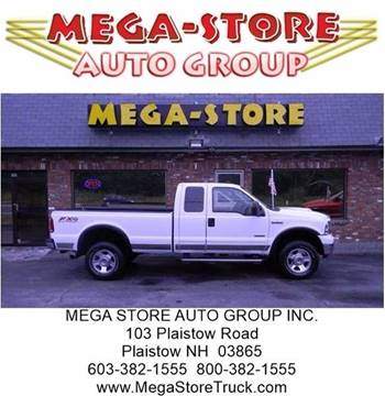 2007 Ford F-350 Super Duty for sale at Mega Store Auto Group in Plaistow NH