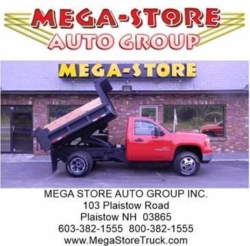 2008 GMC Sierra 3500HD CC for sale in Plaistow, NH