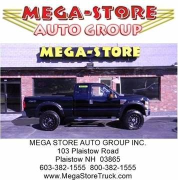 2009 Ford F-350 Super Duty for sale at Mega Store Auto Group in Plaistow NH