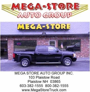 2009 Chevrolet Silverado 1500 for sale at Mega Store Auto Group in Plaistow NH