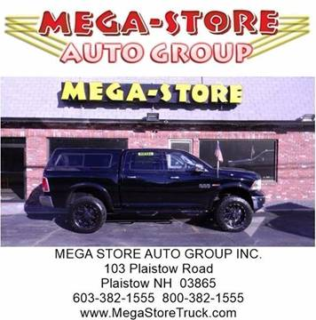 2014 RAM Ram Pickup 1500 for sale at Mega Store Auto Group in Plaistow NH