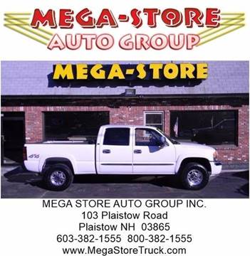 2007 GMC Sierra 1500HD Classic for sale at Mega Store Auto Group in Plaistow NH