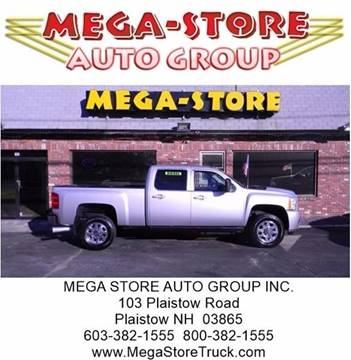 2012 Chevrolet Silverado 2500HD for sale at Mega Store Auto Group in Plaistow NH