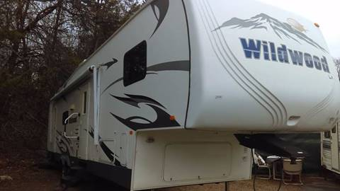 2009 Wildwood 356rbds for sale in Newton, NC