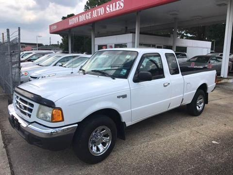 2002 Ford Ranger for sale in Baton Rouge, LA