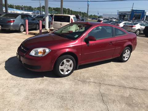 2007 Chevrolet Cobalt for sale at Baton Rouge Auto Sales in Baton Rouge LA