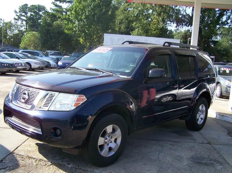 2008 Nissan Pathfinder 4x2 SE 4dr SUV   Baton Rouge LA