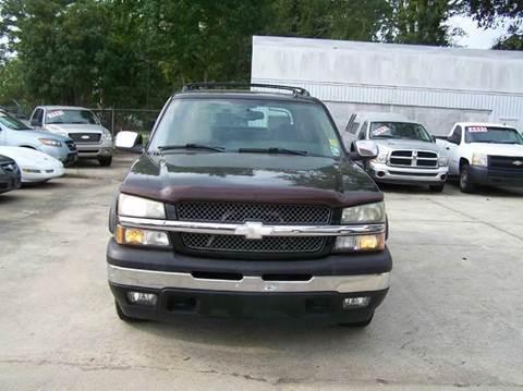 2006 Chevrolet Avalanche