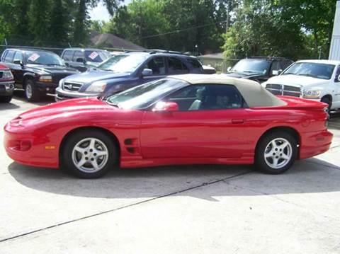 1999 Pontiac Firebird for sale in Baton Rouge, LA