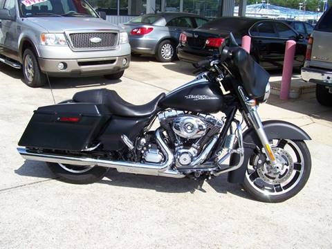 2013 Harley-Davidson Street Glide for sale in Baton Rouge, LA