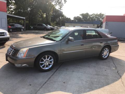 2010 Cadillac DTS for sale at Baton Rouge Auto Sales in Baton Rouge LA