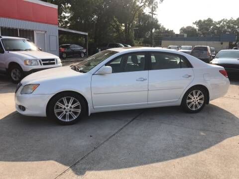 2010 Toyota Avalon for sale at Baton Rouge Auto Sales in Baton Rouge LA
