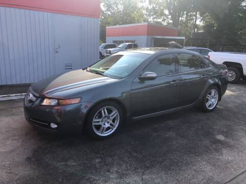 2008 Acura TL for sale at Baton Rouge Auto Sales in Baton Rouge LA