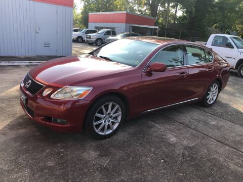 2007 Lexus GS 350 for sale at Baton Rouge Auto Sales in Baton Rouge LA