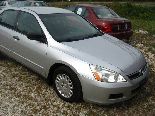 2007 honda accord value package 4dr sedan 2 4l i4 5a in union mo dons used cars. Black Bedroom Furniture Sets. Home Design Ideas