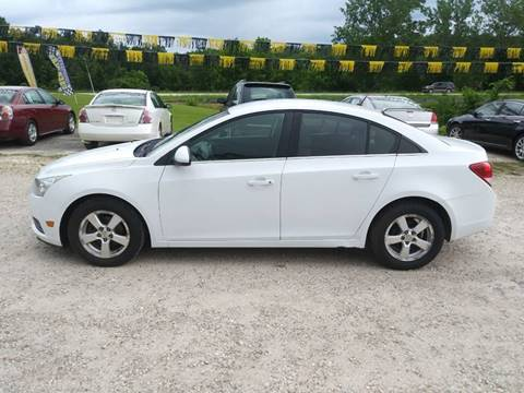 2012 Chevrolet Cruze for sale in Union, MO