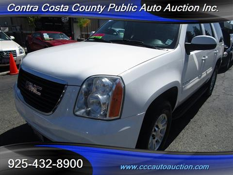 2008 GMC Yukon for sale in Pittsburg, CA