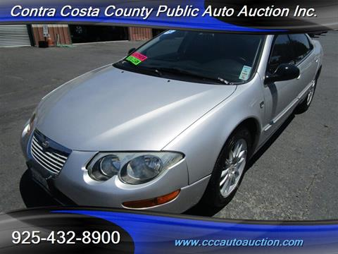 2004 Chrysler 300M for sale in Pittsburg, CA