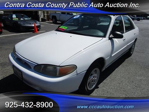 2002 Ford Escort for sale in Pittsburg, CA
