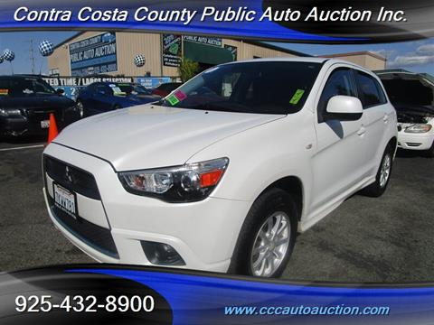2011 Mitsubishi Outlander Sport for sale in Pittsburg, CA