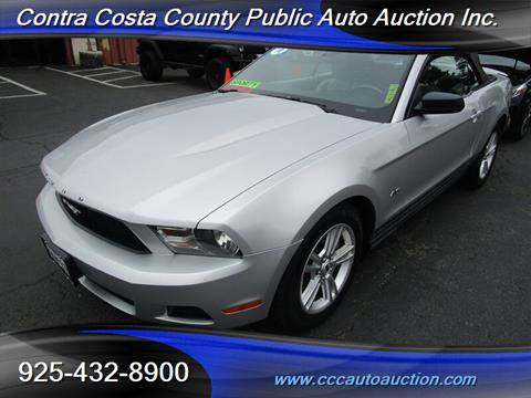 2010 Ford Mustang for sale in Pittsburg, CA