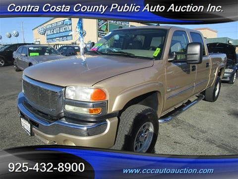 2005 GMC Sierra 2500HD for sale in Pittsburg, CA