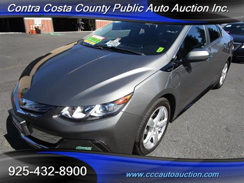 2017 Chevrolet Volt for sale in Pittsburg, CA