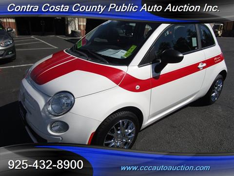 2015 FIAT 500 for sale in Pittsburg, CA
