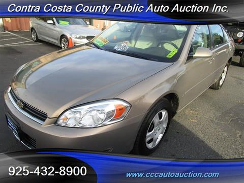2007 Chevrolet Impala for sale in Pittsburg, CA