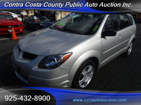 2003 Pontiac Vibe for sale in Pittsburg, CA