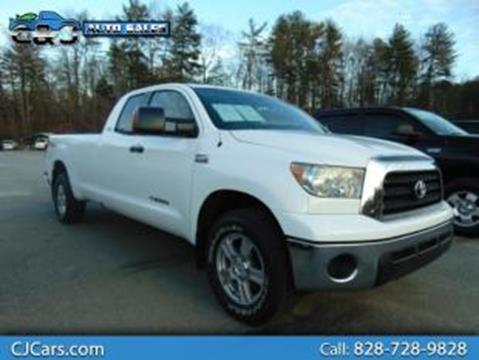 toyota tundra for sale in hudson nc c j auto sales. Black Bedroom Furniture Sets. Home Design Ideas