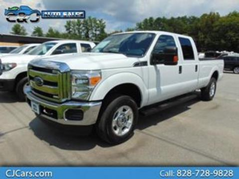 2016 Ford Trucks >> 2016 Ford F 250 Super Duty For Sale In Hudson Nc