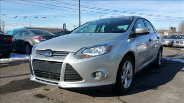 2013 Ford Focus for sale at AMC Auto in Roseville MI