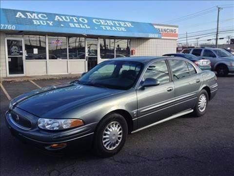 2004 Buick LeSabre for sale at AMC Auto in Roseville MI