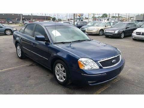 2006 Ford Five Hundred for sale at AMC Auto in Roseville MI