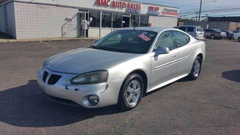 2005 Pontiac Grand Prix for sale at AMC Auto in Roseville MI