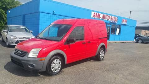 2010 Ford Transit Connect for sale at AMC Auto in Roseville MI