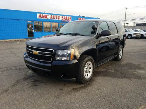 2014 Chevy Tahoe For Sale >> 2014 Chevrolet Tahoe For Sale In Roseville Mi