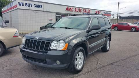 2009 Jeep Grand Cherokee for sale at AMC Auto in Roseville MI