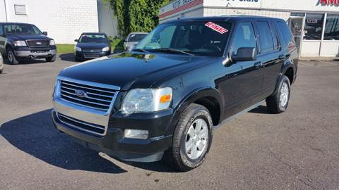 2009 Ford Explorer for sale at AMC Auto in Roseville MI