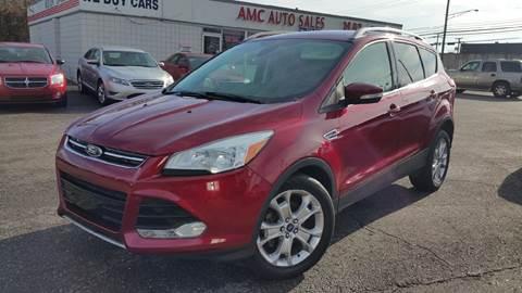 2014 Ford Escape for sale at AMC Auto in Roseville MI