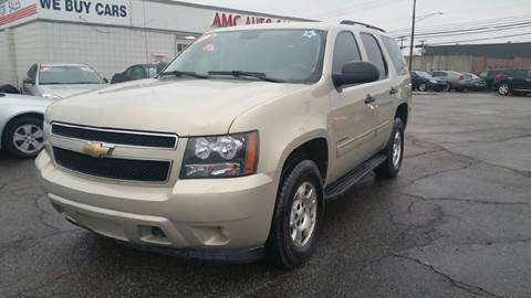 2009 Chevrolet Tahoe for sale at AMC Auto in Roseville MI