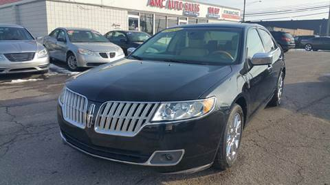 2010 Lincoln MKZ for sale at AMC Auto in Roseville MI