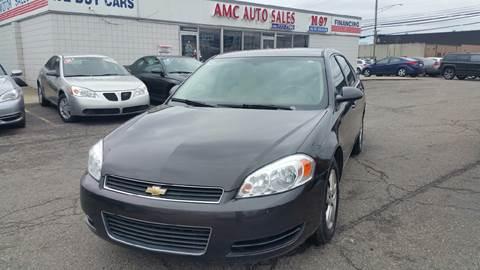 2008 Chevrolet Impala for sale at AMC Auto in Roseville MI