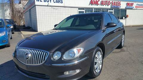 2008 Buick LaCrosse for sale at AMC Auto in Roseville MI