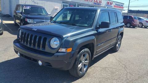 2014 Jeep Patriot for sale at AMC Auto in Roseville MI