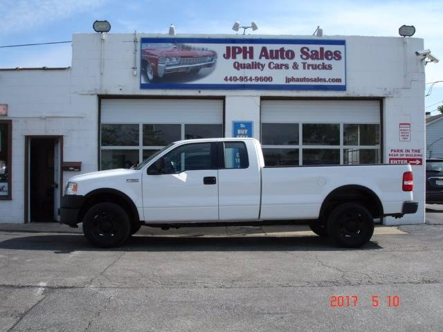 2006 Ford F-150 XL 4dr SuperCab 4WD Styleside 8 ft. LB - Eastlake OH