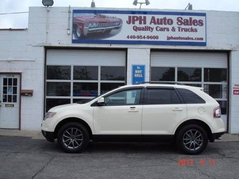 2008 Ford Edge for sale in Eastlake, OH