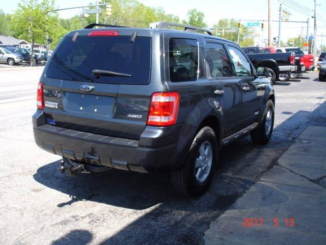 2008 Ford Escape AWD XLT 4dr SUV V6 - Eastlake OH